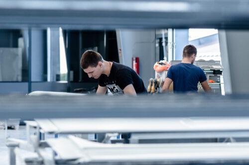 Lacktechnik Schlager: Industrie- und Serienlackierung in Hauzenberg bei Passau